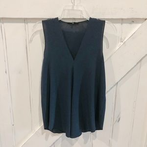 Olivaceous Tops - Navy Tank Top